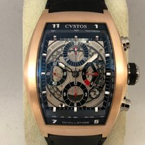 Cvstos Rose gold Automatic CVCRTNRGSV pre-owned