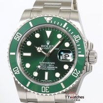 勞力士 Submariner 116610lv Box Papers