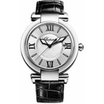 Chopard Imperiale Steel 40mm Silver Roman numerals United States of America, New York, NEW YORK