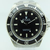 Rolex Submariner (No Date) Full Set very good condition A-Series