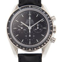 歐米茄 Speedmaster Professional Moonwatch 新的 42mm 鋼
