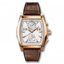 IWC Da Vinci Perpetual Calendar Digital Date-Month Pозовое золото 44mm