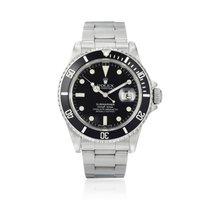 Rolex Submariner Ref. 16800 in Steel