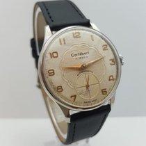 Cortébert Cortebert -  Jahr 1971 - 34mm  17 Jewels
