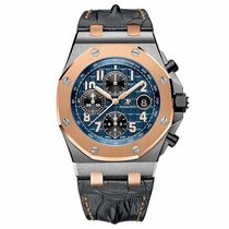 Audemars Piguet Royal Oak Offshore Chronograph new 42mm Gold/Steel