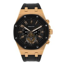 Audemars Piguet Chronograph 44mm Automatic pre-owned Black