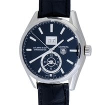 TAG Heuer Carrera Calibre 8 Steel 41mm Black