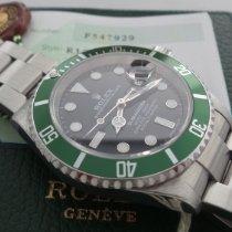 Rolex Submariner Date begagnad 40mm Stål