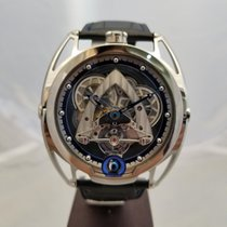 De Bethune 42.6mm Manual winding 2018 new Silver