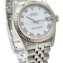 Rolex Lady-Datejust Steel 31mm White United States of America, Indiana, Carmel