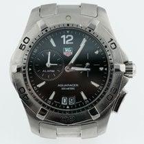 TAG Heuer Aquaracer 300M Zeljezo 40mm Crn Bez brojeva