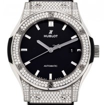 Hublot Classic Fusion 45, 42, 38, 33 mm 542.NX.1171.LR.1704 Very good Titanium 42mm Automatic