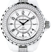 Chanel J12 Ceramic 38mm White Arabic numerals Australia, SYDNEY