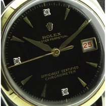 Rolex Bubble Back 6105 1962 occasion