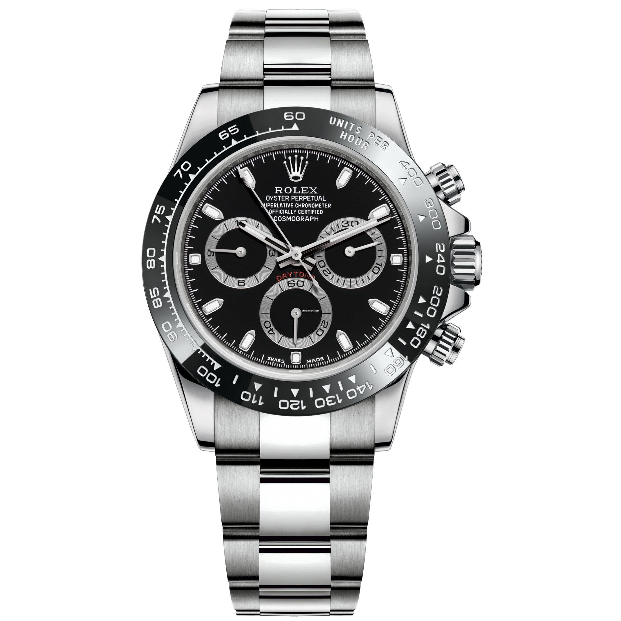 11ccd5c47e4e0 Rolex Cosmograph Daytona 40mm 116500 Cerachrom for C$ 35,079 for sale from  a Seller on Chrono24
