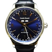 Louis Erard Steel 42mm Automatic 31218AA pre-owned