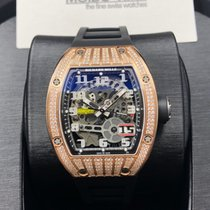 Richard Mille RM 029 Red gold