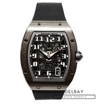 Richard Mille RM 67 Oro blanco 38.7mm