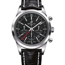 Breitling Transocean Chronograph GMT Сталь 43mm Россия, Москва