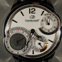 Greubel Forsey Platinum Manual winding Greubel Forsey Quadruple Tourbillon Secret pre-owned