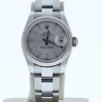 Rolex Lady-Datejust 26mm Stříbrná