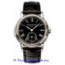 Patek Philippe Minute Repeater Platinum 38mm Black Roman numerals United States of America, California, Newport Beach