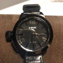 U-Boat Dameshorloge Classico 40mm Automatisch tweedehands Horloge met originele doos en originele papieren 2016