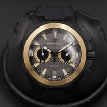 Girard Perregaux Chrono Hawk Ceramic 44mm Black United States of America, California, Huntington Beach