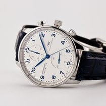 IWC Portuguese Chronograph Steel United States of America, New Jersey, Oradell