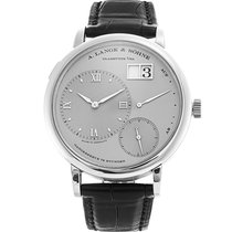 A. Lange & Söhne Grand Lange 1 Platinum 40mm Silver Roman numerals United States of America, California, Newport Beach
