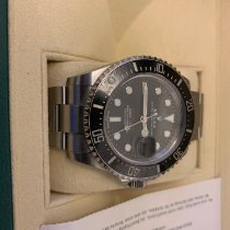 Rolex Sea-Dweller Deepsea new 2018 Watch with original box and original papers