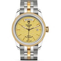 Tudor Glamour Date-Day Gold/Steel 39mm Champagne United States of America, Pennsylvania, Holland