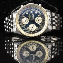 Breitling Old Navitimer Steel 41,5mm Blue Arabic numerals