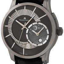 Maurice Lacroix Pontos Décentrique GMT Titanium 44mm Grey United States of America, Texas, Austin