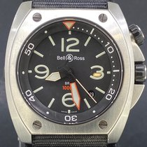 Bell & Ross BR 02 BR 02 20 pre-owned