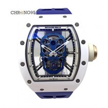 Richard Mille RM 52-01 Ceramic 2019 RM 052 50mm pre-owned