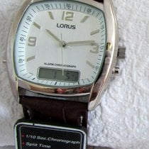 Lorus Steel 38mm Quartz pre-owned