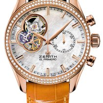 Zenith El Primero Chronomaster Lady Rose gold 38mm Mother of pearl United States of America, New York, Airmont