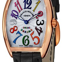 Franck Muller Color Dreams 7502QZCOLDRM5N new