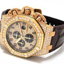 Audemars Piguet Royal Oak Offshore Chronograph 48mm Diamond...