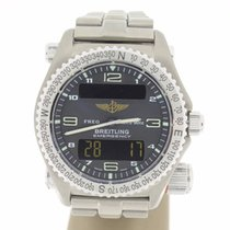 Breitling Emergency Mission titanium Super-Quartz (FULLSET1998...