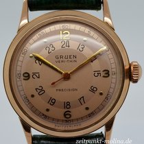 Gruen 32mm Manual winding 1939 Gold