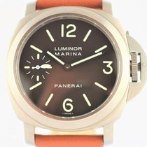 Panerai Luminor Marina Titan Full Set Tobacco
