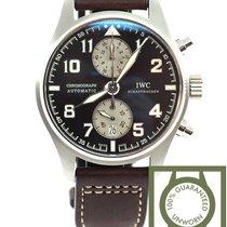 IWC Pilots watch 43mm brown Antoine de Saint Exupery NEW