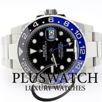 Rolex GMT MASTER II 116710 BLNR BATMAN 2017 3845 Partial Films