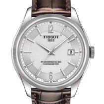 Tissot Steel 41mm Automatic T108.408.16.037.00 new