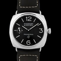 Panerai Radiomir Black Seal new Steel