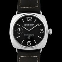 Panerai Radiomir Black Seal PAM00754 new