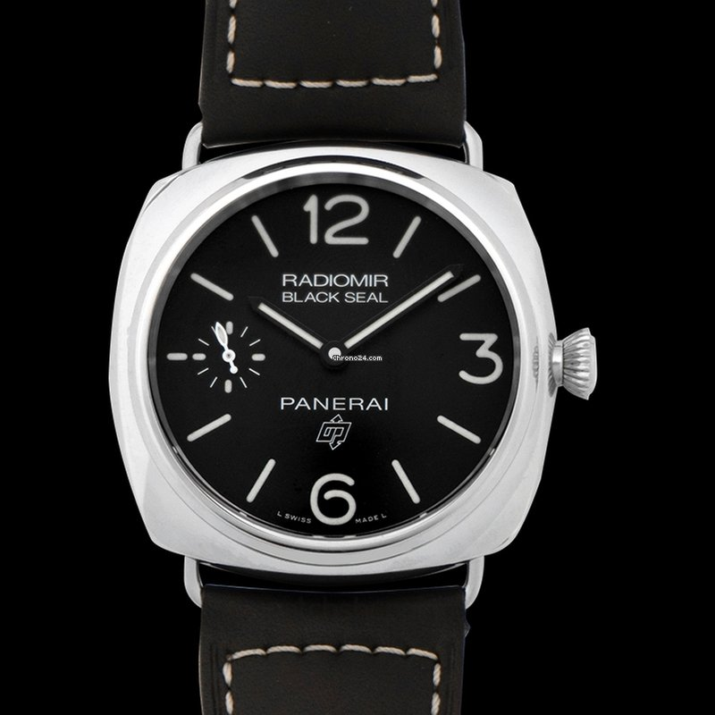 c563d1635dda Prices for Panerai Radiomir Black Seal watches