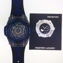 Hublot Big Bang Sang Bleu Ceramic 39mm Black